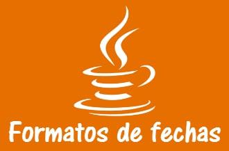 Cambiar formatos de fechas en Java
