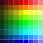 Códigos hexadecimales de colores