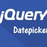 Datepicker con jQuery UI