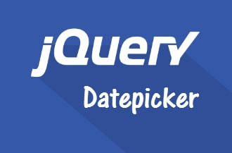 Datepicker con jQueryUI