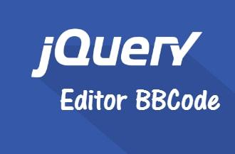 Editor BBCode jQuery y Java Script