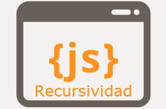 Programación recursiva usando Java Script