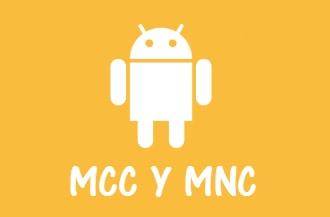 Obtener códigos MCC y MNC en Android