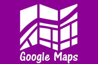 Google Maps no se muestra