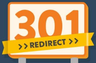 Redirección 301 en php