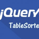 Ordenar tablas con jQuery (tableSorter)