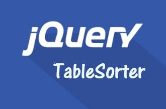Ordenar tablas con jQuery