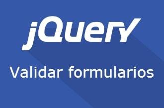 Validar formulario en Java Script y jQuery