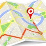 Trazar rutas en Google Maps